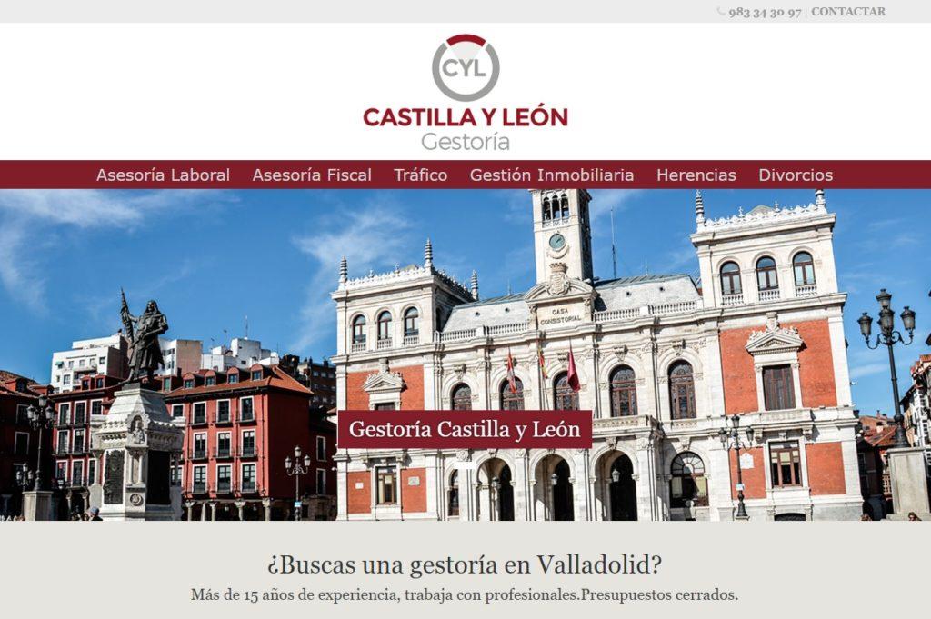 Gestoría en Valladolid