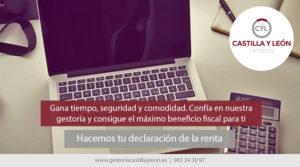 Por qué necesitas una gestoría para la declaración de la renta en Valladolid