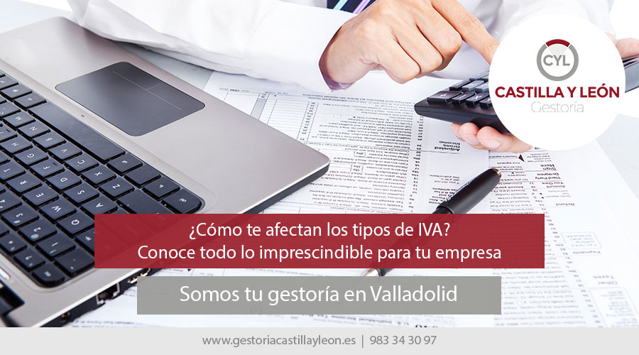 Tipos de IVA