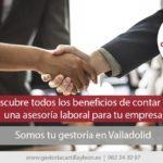 Beneficios de la asesoría laboral para tu empresa