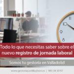 El nuevo registro de jornada laboral