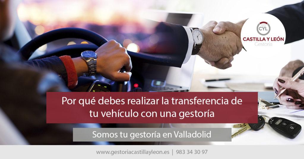 ventajas transferencia de coche con gestoría