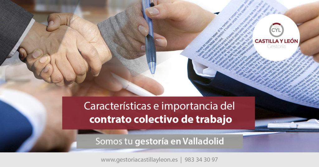 el contrato colectivo de trabajo